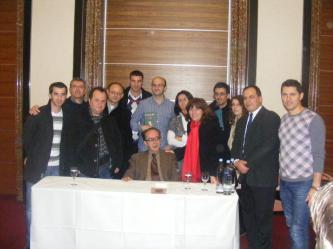 Me I.Kadare ,dhejetor 2010